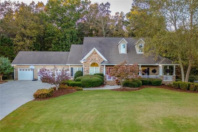 830 Old Babb Road, Rocky Face, GA 30740 (MLS #6961089) :: North Atlanta Home Team