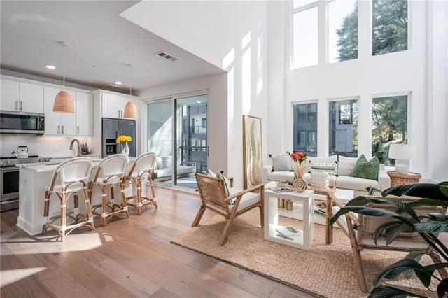 395 Pratt Drive SE #810, Atlanta, GA 30315 (MLS #6961098) :: Tonda Booker Real Estate Sales