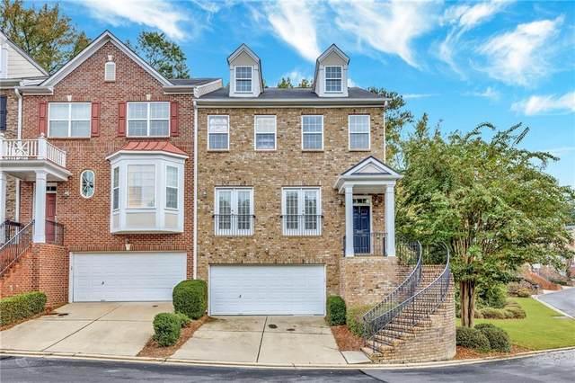 3972 Old Atlanta Station Court SE #8, Atlanta, GA 30339 (MLS #6961099) :: Path & Post Real Estate