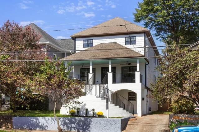 568 John Wesley Dobbs Avenue NE, Atlanta, GA 30312 (MLS #6961126) :: Virtual Properties Realty