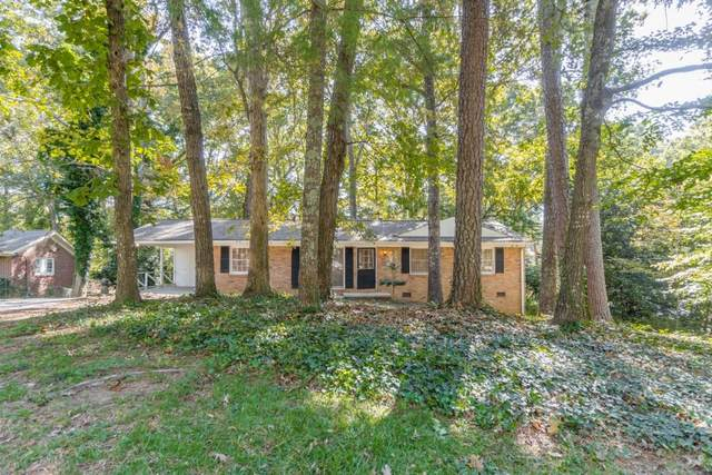 437 Mount Vista Road, Stone Mountain, GA 30087 (MLS #6961128) :: North Atlanta Home Team