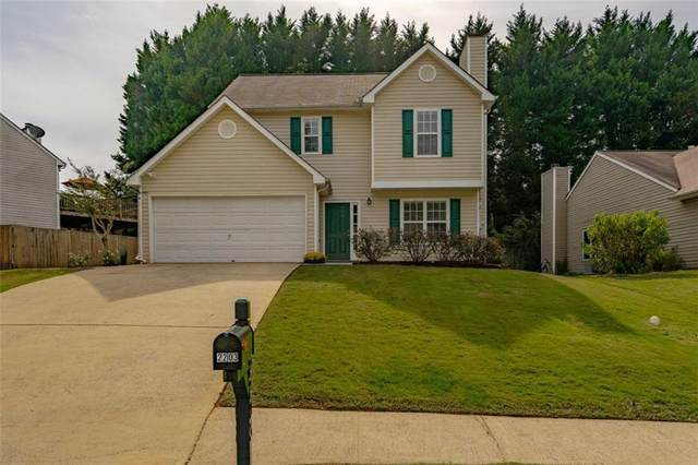 2203 Serenity Drive NW, Acworth, GA 30101 (MLS #6961138) :: Path & Post Real Estate