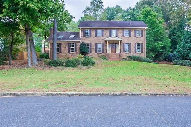 6417 Rosecommon Drive, Peachtree Corners, GA 30092 (MLS #6961139) :: Scott Fine Homes at Keller Williams First Atlanta