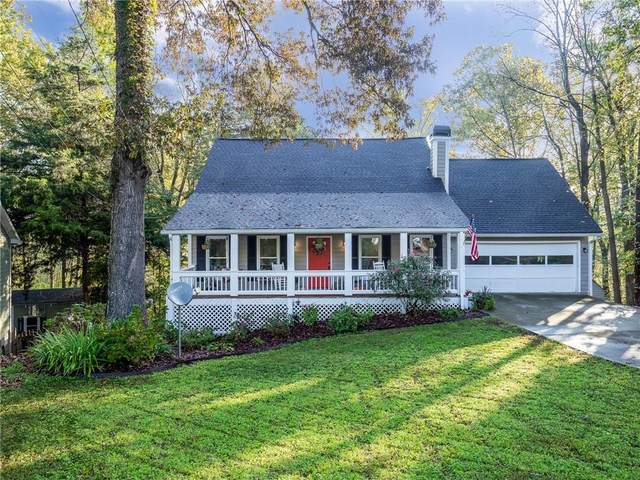 1482 Olde Mill Trace, Woodstock, GA 30188 (MLS #6961142) :: Virtual Properties Realty