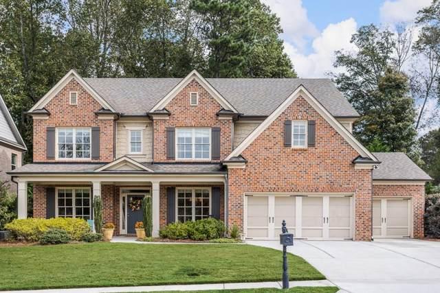 1016 Garner Creek Drive SW, Lilburn, GA 30047 (MLS #6961146) :: North Atlanta Home Team
