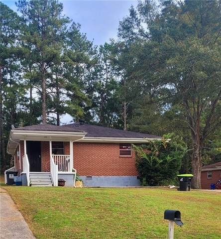 75 Pine Street NE, Fairburn, GA 30213 (MLS #6961154) :: North Atlanta Home Team