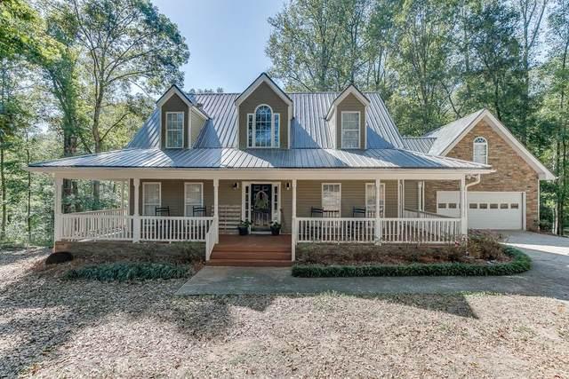 1390 Holliday Drive, Winder, GA 30680 (MLS #6961185) :: North Atlanta Home Team