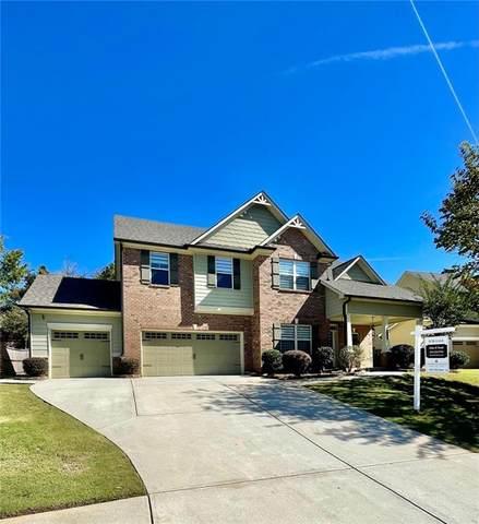 975 Mulberry Bay Drive, Dacula, GA 30019 (MLS #6961220) :: Rock River Realty
