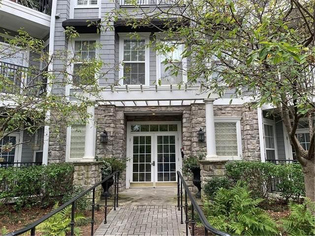 4100 Paces Walk SE #2110, Atlanta, GA 30339 (MLS #6961246) :: Path & Post Real Estate