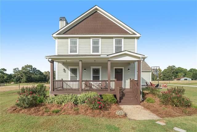 1548 Hebron Church Road, Statham, GA 30666 (MLS #6961249) :: North Atlanta Home Team
