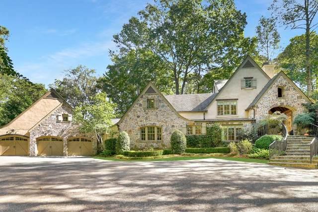 3635 Nancy Creek Road NW, Atlanta, GA 30327 (MLS #6961253) :: Dillard and Company Realty Group