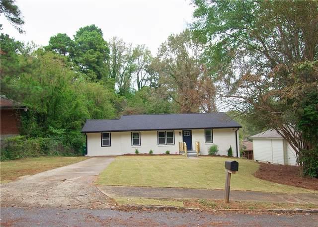 3226 Sandusky Drive, Decatur, GA 30032 (MLS #6961259) :: North Atlanta Home Team