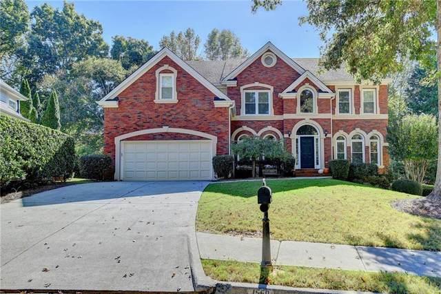 1560 Wynridge Pointe, Alpharetta, GA 30005 (MLS #6961269) :: Scott Fine Homes at Keller Williams First Atlanta