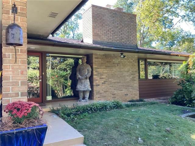 610 Bridgewater Drive, Sandy Springs, GA 30328 (MLS #6961271) :: RE/MAX Paramount Properties