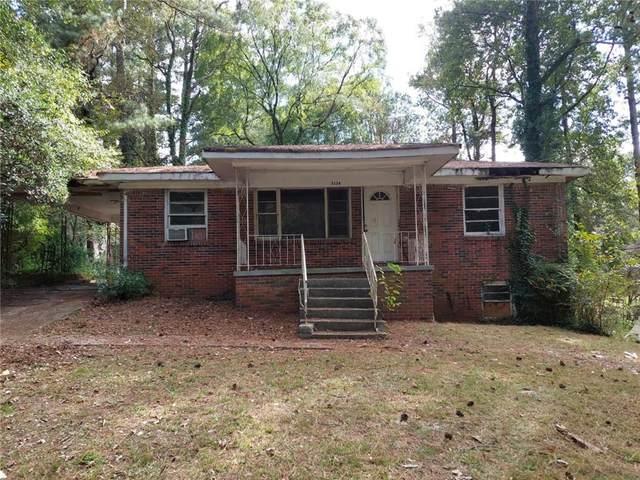 3154 Oakcliff Road NW, Atlanta, GA 30311 (MLS #6961272) :: Compass Georgia LLC