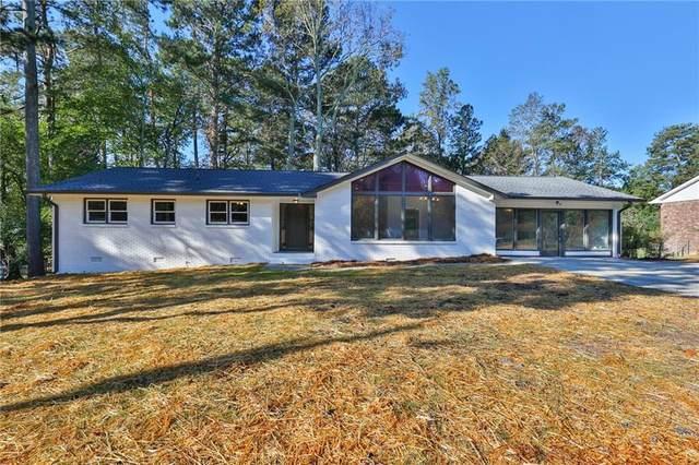 3105 Periwinkle Drive, Snellville, GA 30078 (MLS #6961301) :: North Atlanta Home Team