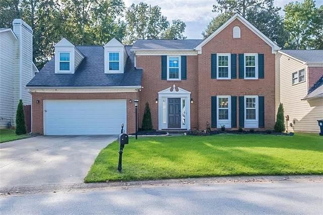 32 Bridle Lane, Marietta, GA 30068 (MLS #6961321) :: The Kroupa Team | Berkshire Hathaway HomeServices Georgia Properties