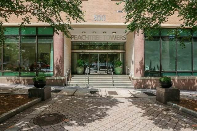 300 W Peachtree Street 15 O, Atlanta, GA 30308 (MLS #6961323) :: RE/MAX Prestige
