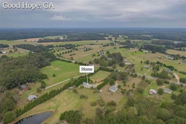4401 Highway 83, Good Hope, GA 30641 (MLS #6961325) :: North Atlanta Home Team