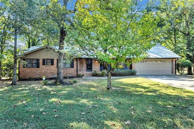 2396 Cambridge Street, Snellville, GA 30078 (MLS #6961345) :: North Atlanta Home Team