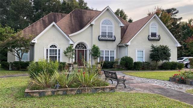 3405 Chase Street, Buford, GA 30519 (MLS #6961367) :: The Gurley Team