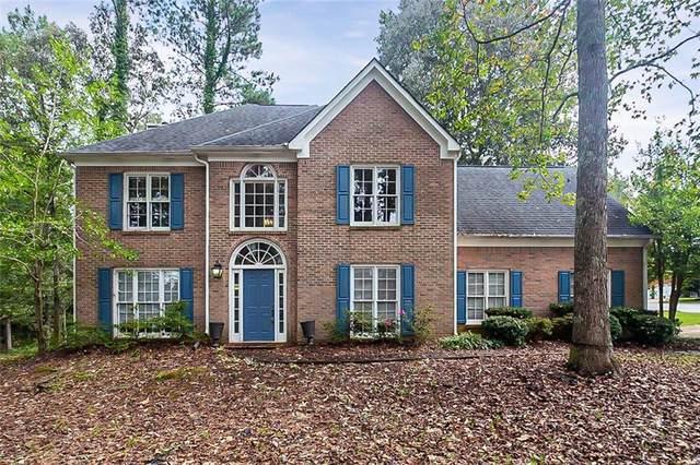 1502 Larson Way SW, Marietta, GA 30064 (MLS #6961368) :: Virtual Properties Realty
