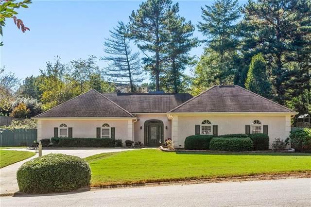 1953 Regents Way, Marietta, GA 30062 (MLS #6961378) :: Path & Post Real Estate