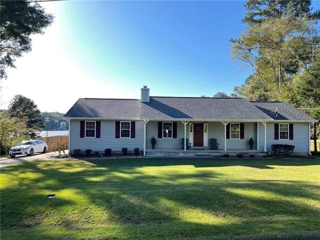 100 Greenwood Drive, Stockbridge, GA 30281 (MLS #6961386) :: Virtual Properties Realty