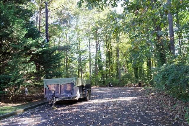 2536 Robinhood Drive, Ellenwood, GA 30294 (MLS #6961389) :: Rock River Realty