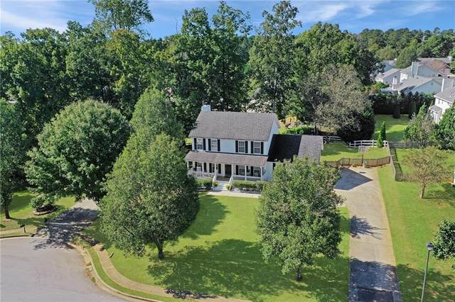 861 Madison View Lane, Lawrenceville, GA 30045 (MLS #6961390) :: Rock River Realty