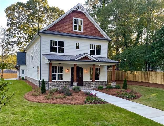 2870 Ivanhoe Lane SE, Smyrna, GA 30082 (MLS #6961408) :: Virtual Properties Realty
