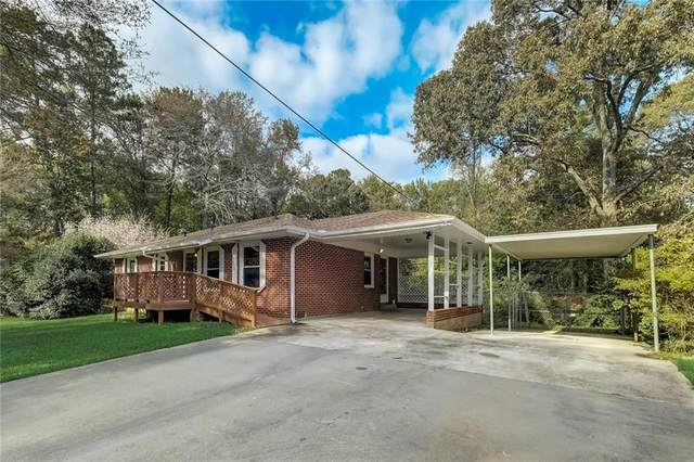 6661 Starling Drive SW, Mableton, GA 30126 (MLS #6961422) :: North Atlanta Home Team