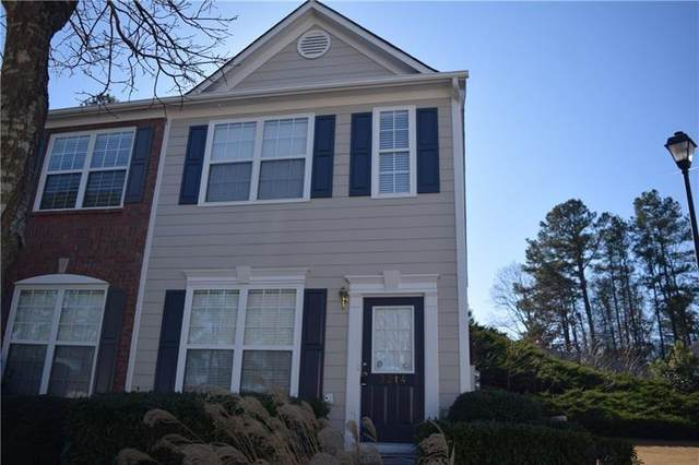 3214 Hidden Cove Circle, Peachtree Corners, GA 30092 (MLS #6961466) :: Tonda Booker Real Estate Sales