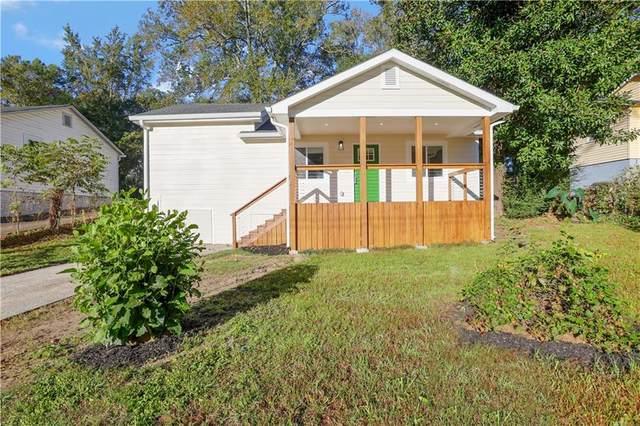 256 Sewanee Avenue NW, Atlanta, GA 30314 (MLS #6961469) :: RE/MAX Paramount Properties