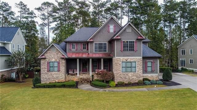 5556 Cathers Creek Drive, Powder Springs, GA 30127 (MLS #6961472) :: North Atlanta Home Team