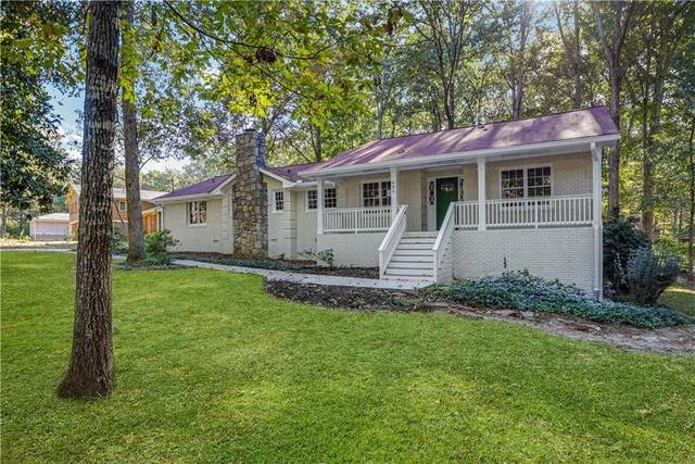 492 Summit Ridge Drive, Lawrenceville, GA 30046 (MLS #6961479) :: Dawn & Amy Real Estate Team