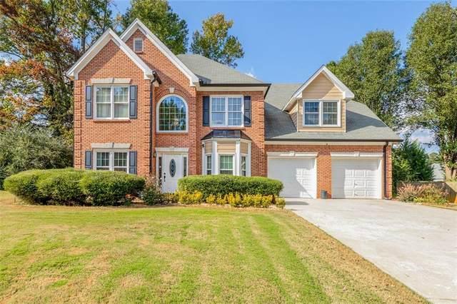2717 Sycamore Wood Lane, Lawrenceville, GA 30044 (MLS #6961488) :: North Atlanta Home Team