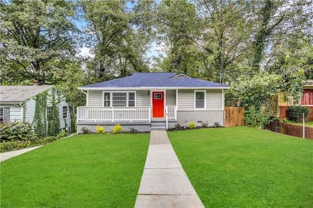 941 Reed Avenue, Atlanta, GA 30344 (MLS #6961501) :: The Atlanta Real Estate Group