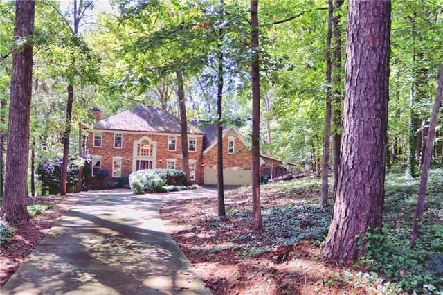 40 Serendipity Way, Sandy Springs, GA 30350 (MLS #6961516) :: Kennesaw Life Real Estate