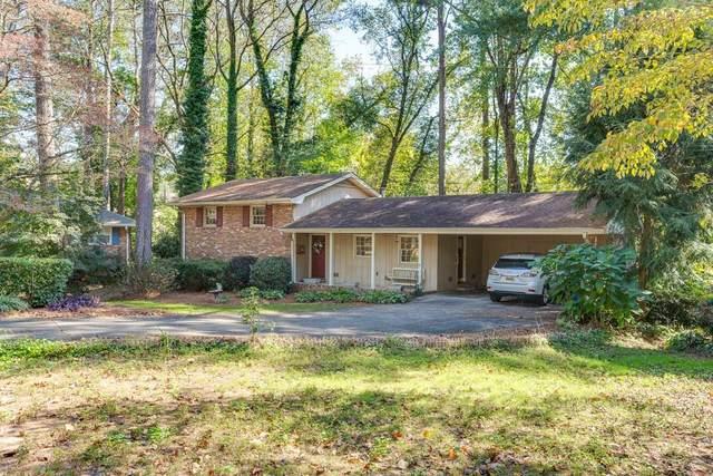 950 Garfield Court, Stone Mountain, GA 30083 (MLS #6961538) :: Century 21 Connect Realty