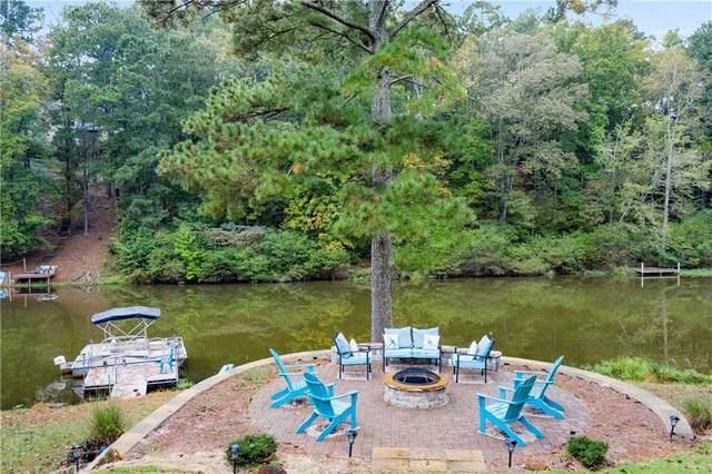 43 Lake Overlook Drive, White, GA 30184 (MLS #6961549) :: Evolve Property Group