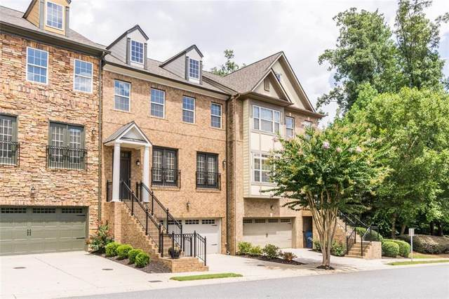 9004 Woodland Trail, Alpharetta, GA 30009 (MLS #6961556) :: Scott Fine Homes at Keller Williams First Atlanta