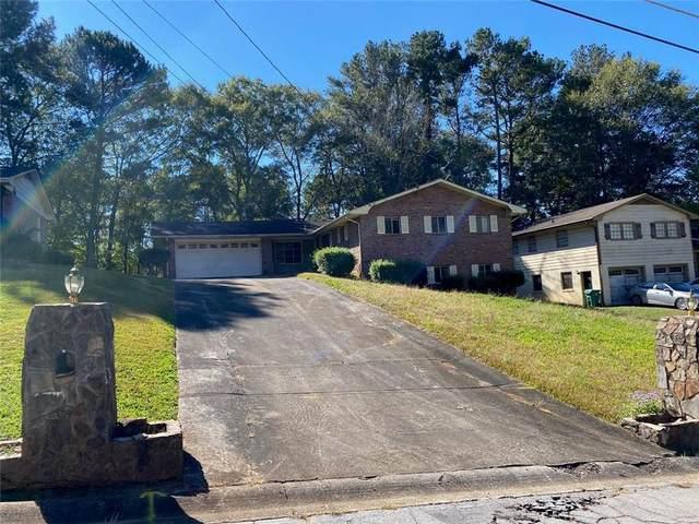 1701 NW Caribaea Trail SE, Atlanta, GA 30316 (MLS #6961582) :: North Atlanta Home Team
