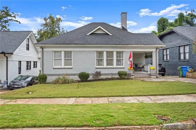 1436 Copeland Avenue SW, Atlanta, GA 30310 (MLS #6961585) :: North Atlanta Home Team