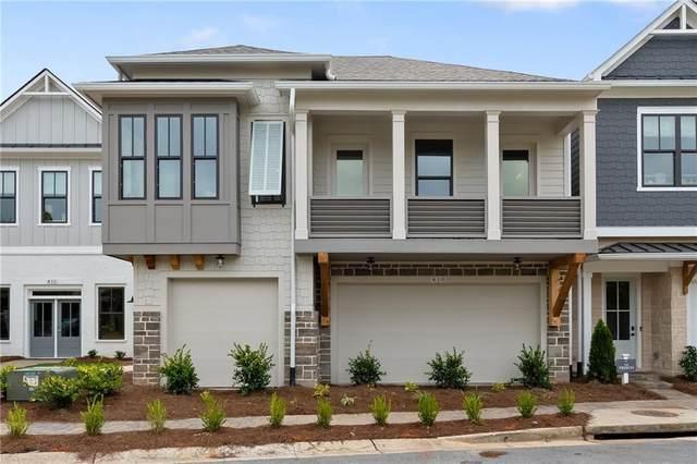 116 Village Green Avenue, Woodstock, GA 30189 (MLS #6961594) :: Path & Post Real Estate