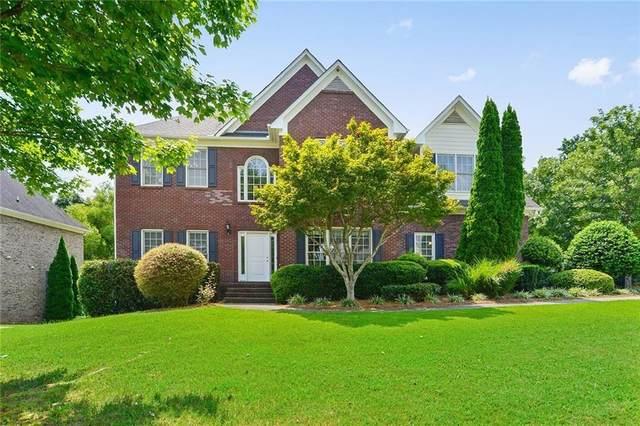 2324 Huntcrest Way, Lawrenceville, GA 30043 (MLS #6961602) :: Dillard and Company Realty Group