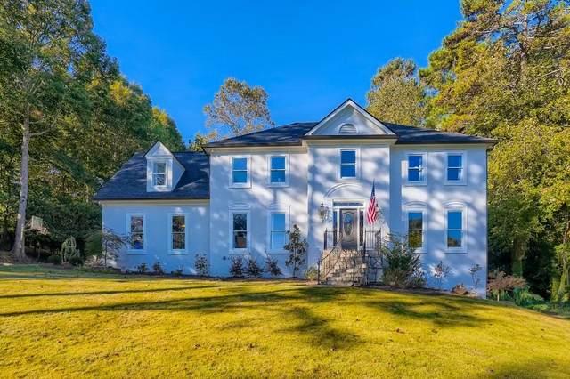 1060 Finnsbury Drive, Roswell, GA 30075 (MLS #6961611) :: No Place Like Home Georgialina