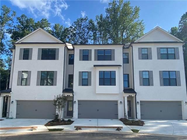 212 Emerson Heights Drive #2, Woodstock, GA 30188 (MLS #6961615) :: Path & Post Real Estate