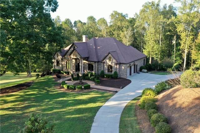 6485 Jot Em Down Road, Gainesville, GA 30506 (MLS #6961630) :: The North Georgia Group