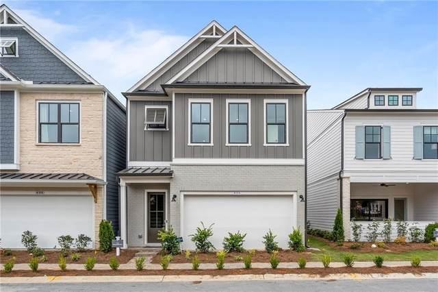 123 Village Green Avenue, Woodstock, GA 30189 (MLS #6961631) :: Path & Post Real Estate